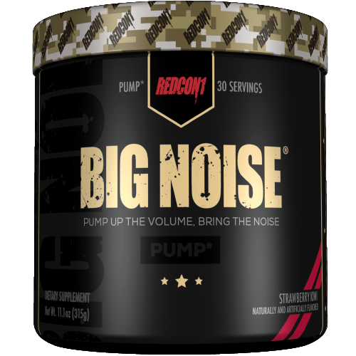 Big Noise - Pump Formula (30 Servings)
