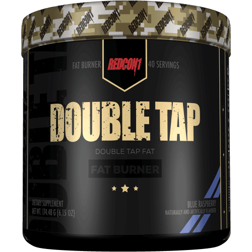 Double Tap Powder - Fat Burner (40 Servings)
