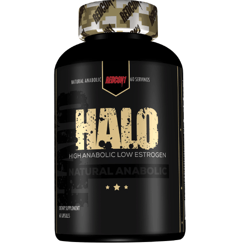 Halo - Muscle Builder (60 Servings)