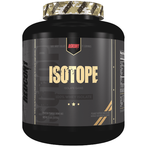 Isotope - 100% Whey Isolate Protein (5 LB)