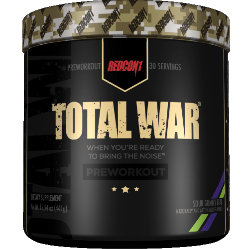 Total War® - Preworkout (30 Servings)
