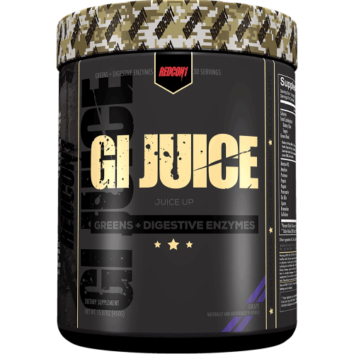 GI Juice - Digestive Enzymes (30 Servings)