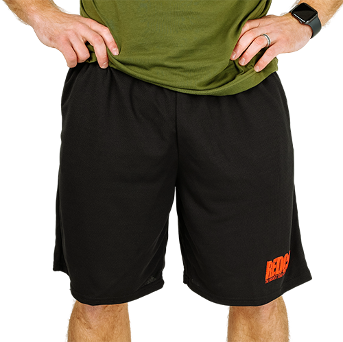 Official Redcon1 Black Shorts