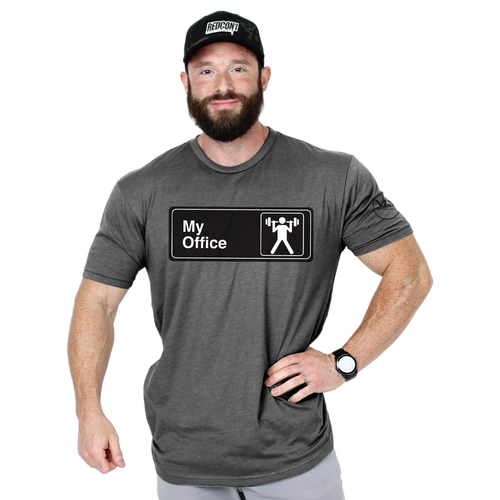 Meathead Nation-My Office Shirt