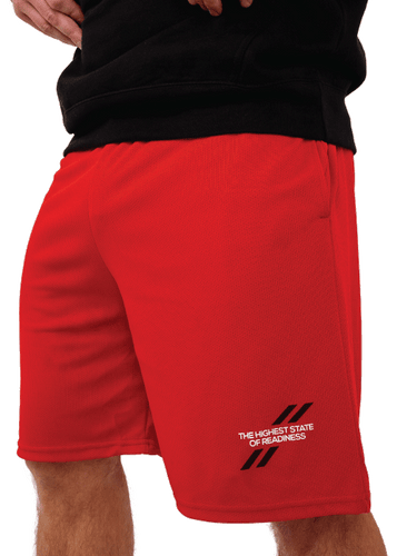 Men's THSOR Shorts Red