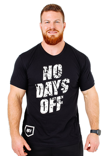 No Days Off Shirt