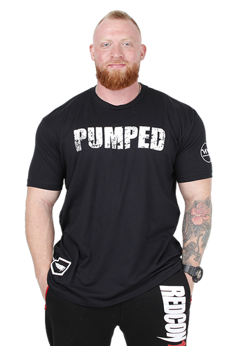 Meathead Nation-Pumped Shirt