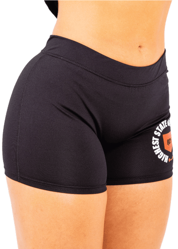 Women's THSOR Shorts Black