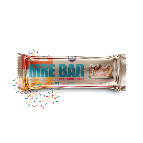 MRE Bar - Meal Replacement Bar (Single)