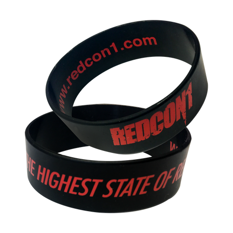 Redcon1 Wrist Band - Black