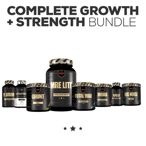 Complete Growth + Strength Bundle