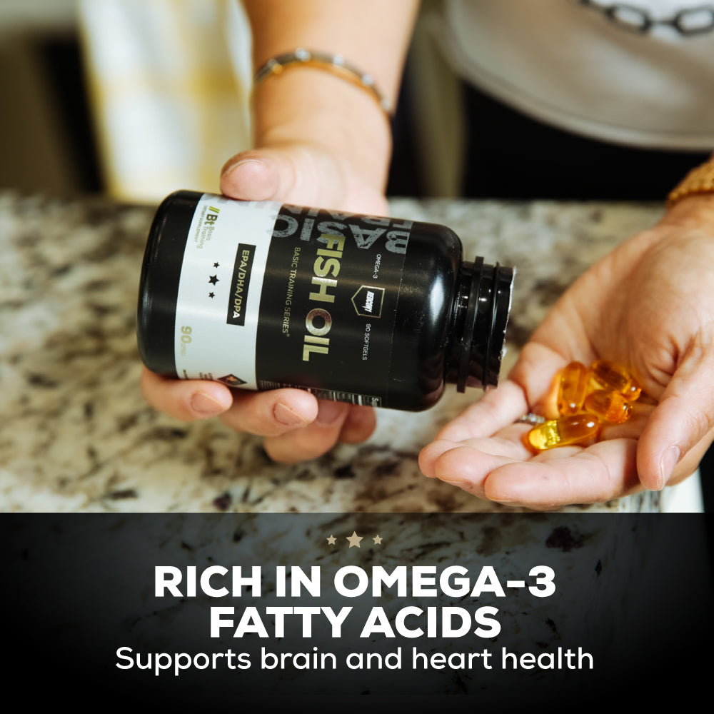 Premium Fish Oil (90 SERVINGS) by REDCON1