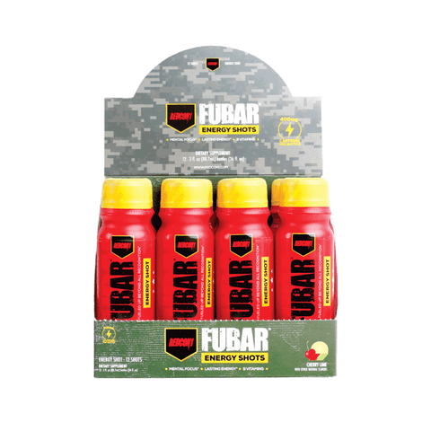 FUBAR - Cherry Lime (Box of 12)