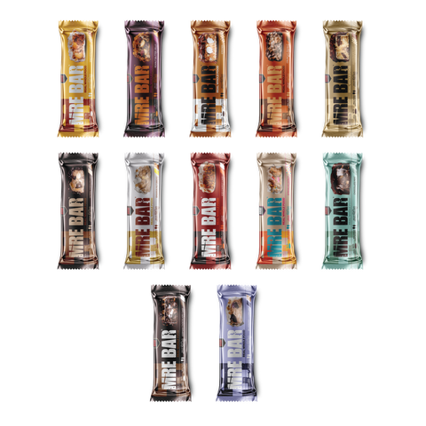 MRE Bar - Variety Pack (1 Box / 12 Bars)