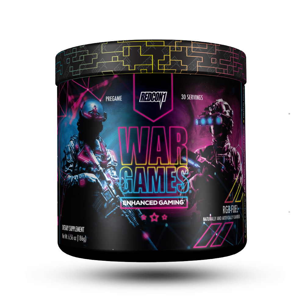 War Games - RGB Fuel