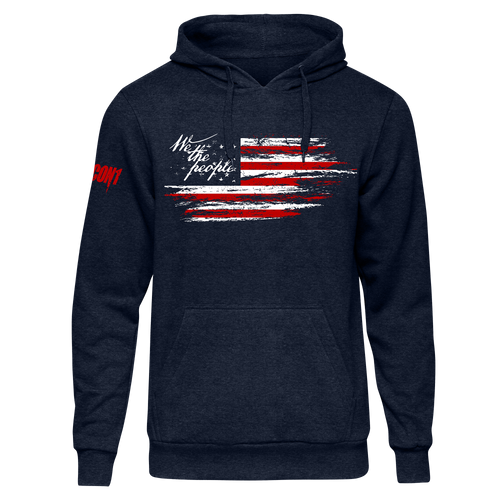 Limited We the People Thin Hoodie