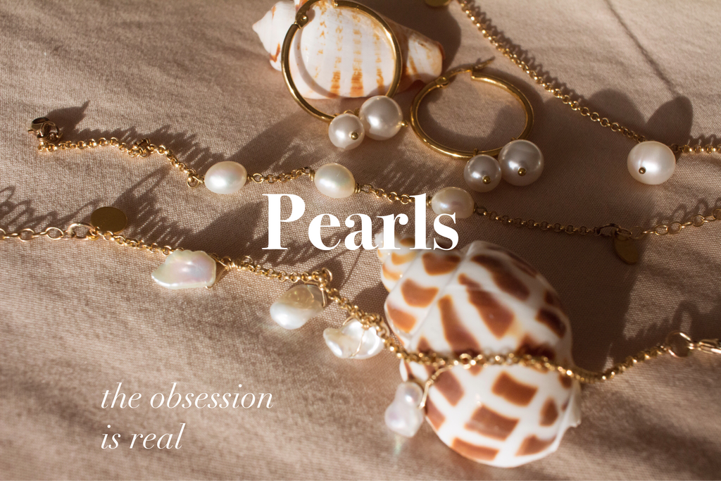 Pearl Jewellery by Cissy's with FREE Shipping