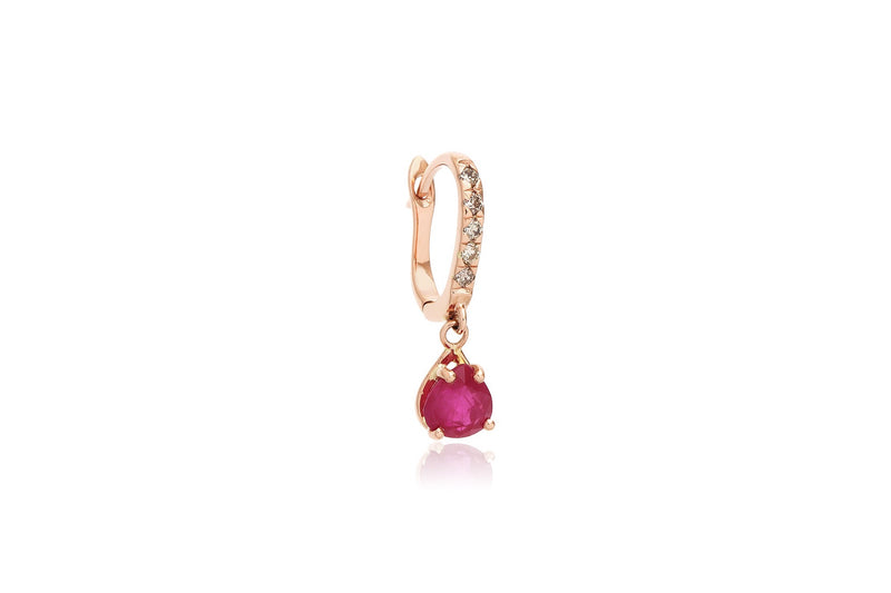 Ruby Candy Mix n' Match Diamond Earrings