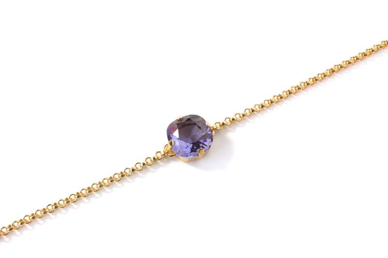 Prism Bracelet Santorini Collection - Lavender Night - Cissy's Jewelry