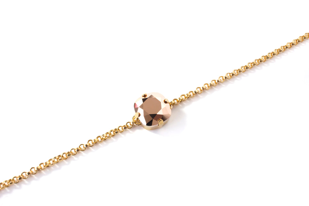 Prism Bracelet - Rose Gold Chrome - Cissy's Jewelry