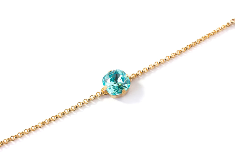Prism Bracelet Santorini Collection - Fresh Turquoise - Cissy's Jewelry
