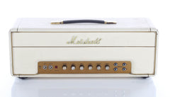 1997 Marshall 1987x 35th Anniversary 50 Watt Tube Head Limited Edition White