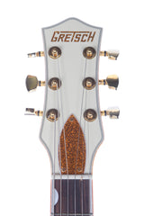 2008 Gretsch G6199 Billy-Bo Jupiter Thunderbird White