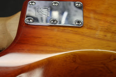 1997 Ernie Ball Music Man Stingray 5 Left Handed Lefty Bass Guitar