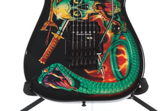 2000 ESP Custom Shop Skulls And Snakes George Lynch Electric Guitar