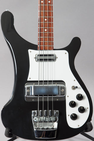 2006 Rickenbacker 4001c64 Jetglo Bass Guitar