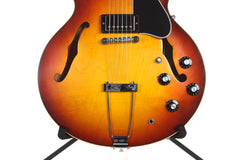 2016 Gibson Memphis Custom Late Sixties ES-335 TD Light Burst Semi Hollow -SUPER CLEAN-