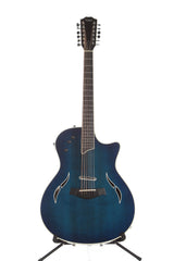2006 Taylor T5S-12 12 String Acoustic Electric Hybrid Trans Blue