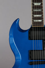 1988 Gibson SG Showcase Edition '62 Reissue Blue -ONLY 200 MADE-