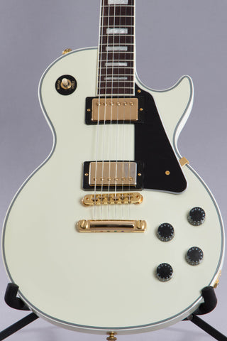 2016 Gibson Les Paul Custom Lite White