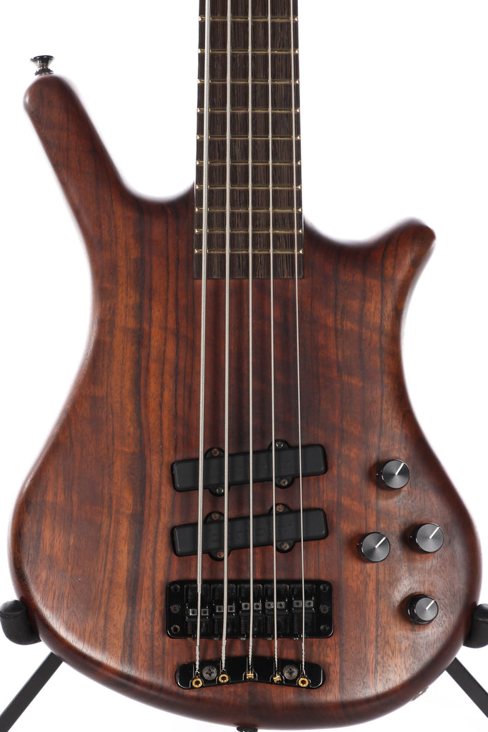 2000 Warwick Thumb 5 BO 5 String Bass Made In Germany