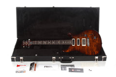 2011 PRS Paul Reed Smith Studio Gold Wrap with Birds -SUPER CLEAN-