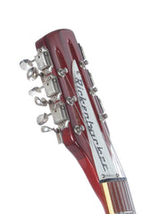 1980 Rickenbacker 360/12 Left Handed Trans Red Semi Hollowbody Lefty -RARE-