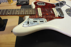 1963 Fender Jaguar Aged White -REFINISHED-