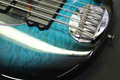 2011 Lakland USA 55-94 Deluxe 5 String Bass