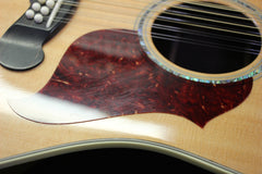 2012 Gibson Songwriter Deluxe 12 String Acoustic Electric Guitar