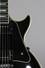 1985 Gibson Les Paul Custom Ebony Black Beauty