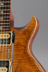 2002 PRS Paul Reed Smith Santana II Santana Yellow Artist Top -Brazilian Rosweood Fingerboard-