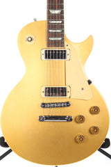 1981 Gibson Les Paul Deluxe Gold Top Electric Guitar