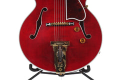 2015 Gibson Custom Shop Wes Montgomery L-5 Crimson Masterbuilt Archtop