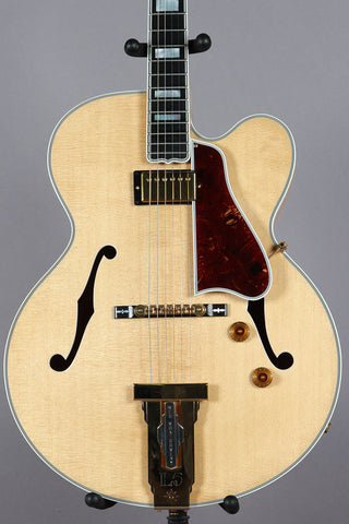 2007 Gibson Custom Shop Wes Montgomery L-5 Archtop Natural -JAMES HUTCHINS-
