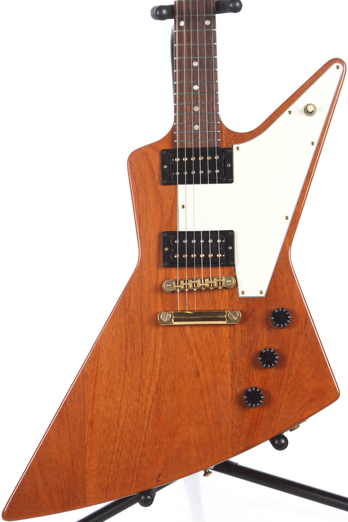 2006 Gibson Explorer 1976 Reissue Natural '76RI