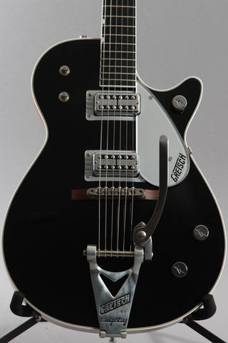2017 Gretsch G6128T-TVP Power Jet Black