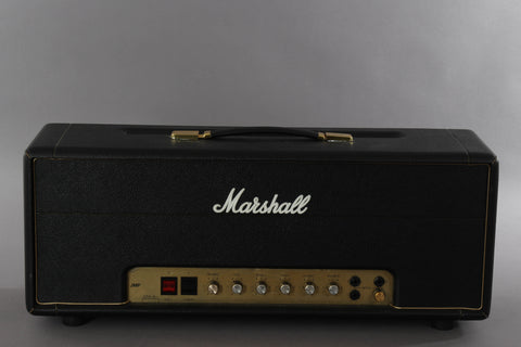 1980 Marshall JMP MKII Super Lead 100 Watt Tube Head