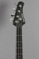 2007 Modulus FB4 Funk Unlimited Flea Bass Silver Sparkle