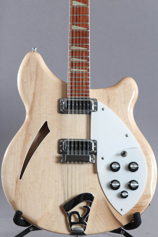 2002 Rickenbacker 360/12 12-String Semi Hollowbody Mapleglo